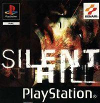 Portada oficial de Silent Hill para PS One