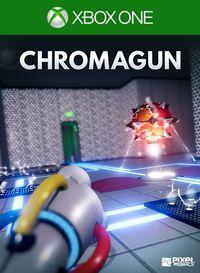 Portada oficial de ChromaGun para Xbox One