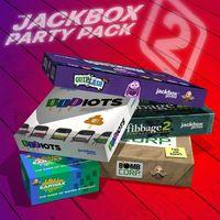 Portada oficial de The Jackbox Party Pack 2 para PS4
