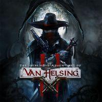 Portada oficial de The Incredible Adventures of Van Helsing II para PS4