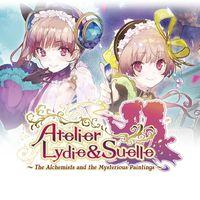 Portada oficial de Atelier Lydie & Suelle: The Alchemists and the Mysterious Paintings para PS4