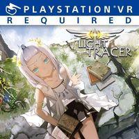 Portada oficial de Light Tracer para PS4
