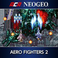 Portada oficial de NeoGeo Aero Fighters 2 para PS4