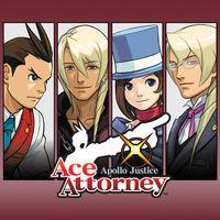 Portada oficial de Apollo Justice: Ace Attorney  para Nintendo 3DS