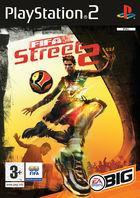 Portada oficial de de FIFA Street 2 para PS2