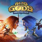 Portada oficial de de Hand of the Gods: Smite Tactics para PS4