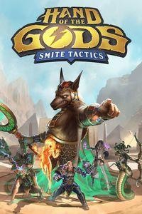 Portada oficial de Hand of the Gods: Smite Tactics para Xbox One