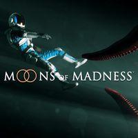 Portada oficial de Moons of Madness para PS4