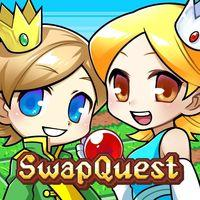 Portada oficial de SwapQuest para PS4