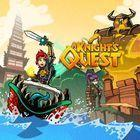 Portada oficial de de A Knight's Quest para PS4