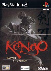 Portada oficial de Kengo: Master of Bushido para PS2