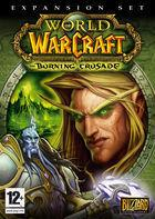 Portada oficial de de World of Warcraft: The Burning Crusade para PC