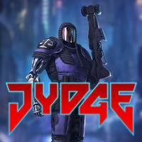Portada oficial de JYDGE para Switch