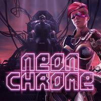 Portada oficial de Neon Chrome para Switch