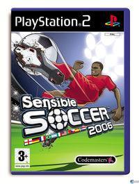Portada oficial de Sensible Soccer para PS2