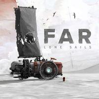 Portada oficial de FAR: Lone Sails para PS4