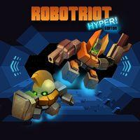 Portada oficial de RobotRiot Hyper Edition para PS4
