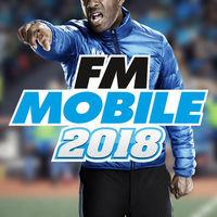 Portada oficial de Football Manager Mobile 2018 para Android