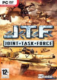 Portada oficial de Joint Task Force para PC