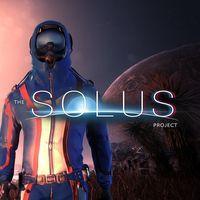 Portada oficial de The Solus Project para PS4