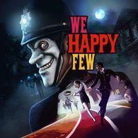 Portada oficial de We Happy Few para PS4