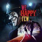 Portada oficial de de We Happy Few para PS4