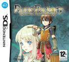 Portada oficial de de Rune Factory: A Fantasy Harvest Moon para NDS