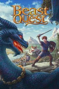 Portada oficial de Beast Quest para Xbox One