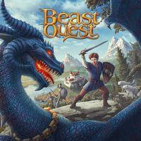 Portada oficial de Beast Quest para PS4