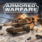 Portada oficial de de Armored Warfare para PS4