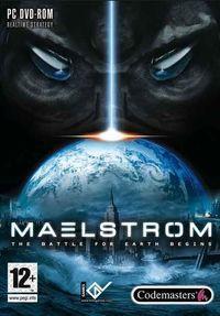 Portada oficial de Maelstrom (2007) para PC