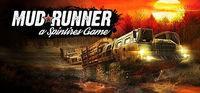 Portada oficial de Spintires: MudRunner para PC