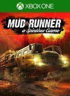 Portada oficial de de Spintires: MudRunner para Xbox One