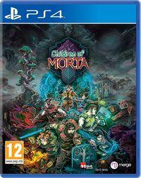Portada oficial de Children of Morta para PS4