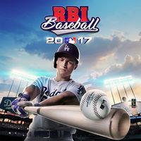 Portada oficial de R.B.I. Baseball 17 para Switch