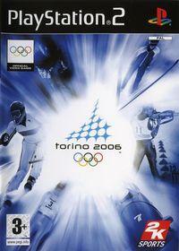 Portada oficial de Torino 2006 para PS2