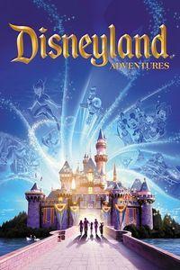 Portada oficial de Disneyland Adventures para PC
