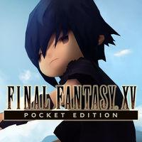 Portada oficial de Final Fantasy XV: Pocket Edition para Android