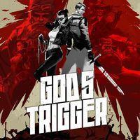 Portada oficial de God's Trigger para PS4