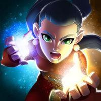 Portada oficial de Might & Magic Elemental Guardians para Android