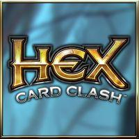 Portada oficial de HEX: Card Clash para PS4