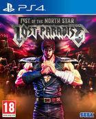 Portada oficial de de Fist of the North Star: Lost Paradise para PS4