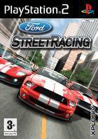 Portada oficial de de Ford Street Racing para PS2