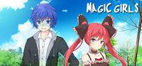 Portada oficial de Magic Girls para PC