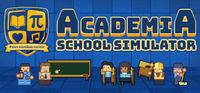 Portada oficial de Academia: School Simulator para PC