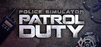 Portada oficial de Police Simulator 18 para PC