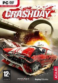 Portada oficial de Crashday para PC
