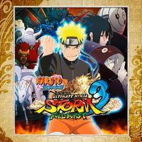 Portada oficial de Naruto Shippuden: Ultimate Ninja Storm 3 Full Burst para PS4