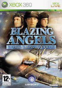 Portada oficial de Blazing Angels : Squadrons of WWII para Xbox 360