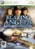 Portada oficial de de Blazing Angels : Squadrons of WWII para Xbox 360